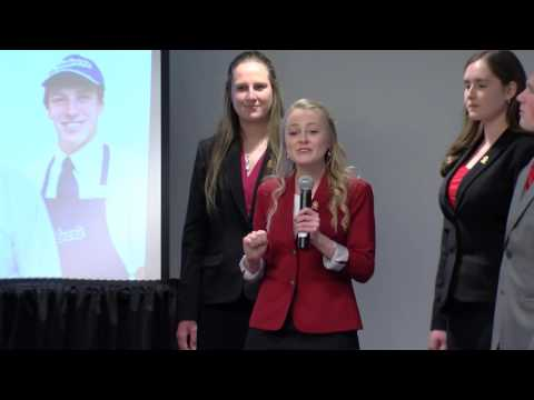 Student Marketing Competition 1: University of Wisconsin - Madison