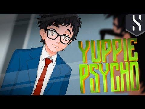 видео: Первый День На Работе - Yuppie Psycho #1