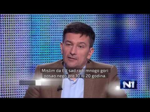 "Balkans in EU TV Debate ""How to Have Effective Democracy in the Western Balkans"" - Season 2, Ep.14"