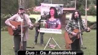 Programa:Sertanejo sem Fronteira com Maria José  na Tv Tarumã gravado em  05-07-2015
