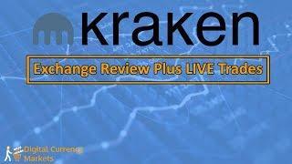 kraken Exchange Review - Live Trading