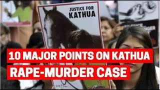 Kathua rape-murder case: All you need to know in 10 points
