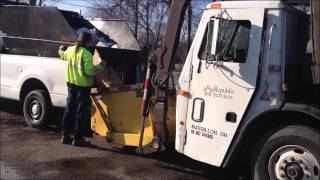 Winter Series 2013-13: Republic Services Recycling Transfers