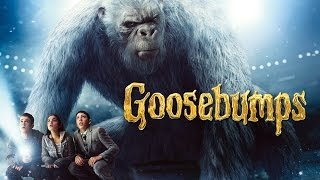 Goosebumps ( available 26/01)