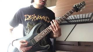 Jasad - Siliwangi (guitar cover)