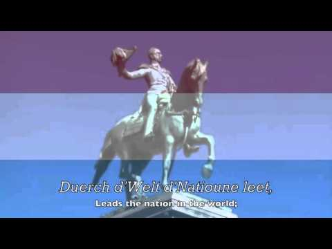 National Anthem: Luxembourg - Ons Heemecht