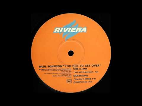 Paul Johnson - Music's In Me (1999)