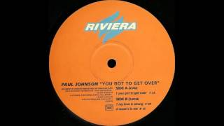 Paul Johnson - Music's In Me (1999)