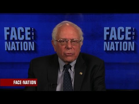 "Bernie Sanders: ""The model of the Democratic Party is failing"""