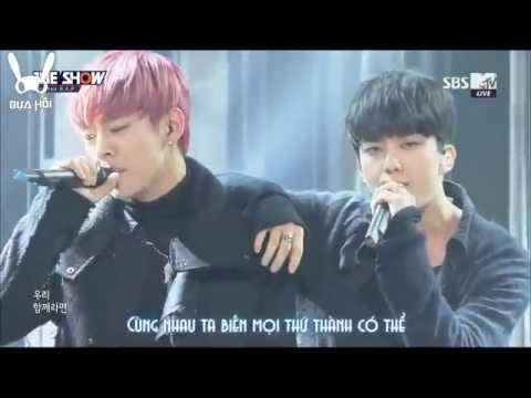 [Bựa Hội][Vietsub] B.A.P - Young, Wild & Free [Comeback Stage] @ The Show (151117)