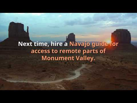 Tips for visiting Monument Valley