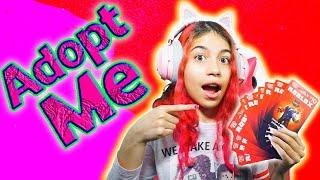 Roblox Adopt Me | Code GiveAway (January 18) LisboKate LIVE HD