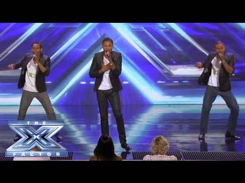 "AKNU - Brothers from LA Perform ""Valerie"" - THE X FACTOR USA 2013"