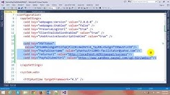 Paypal Payment using ASP.NET MVC