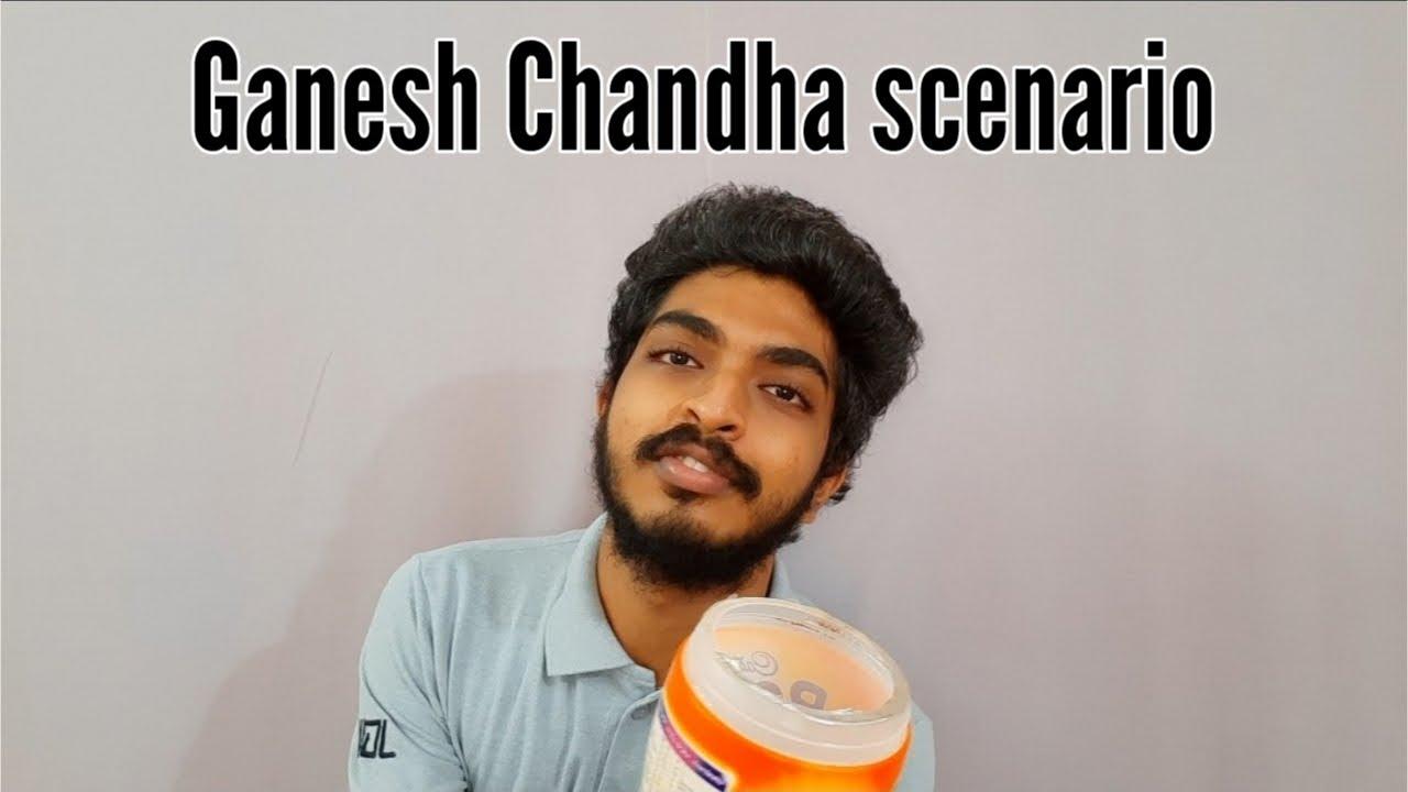 Ganesh Chandha scenario ll saihemanthworld