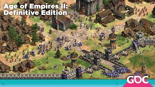 GDC Plays Age of Empires II: Definitive Edition with lead developer Bert Beeckman