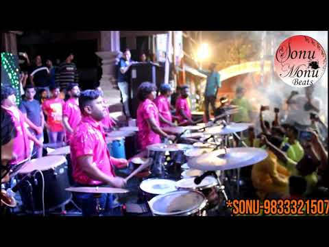 sonu-monu-beats-ply-aala-re-aala-ganesha-song-at-chinchpokalicha-chintamani-2019