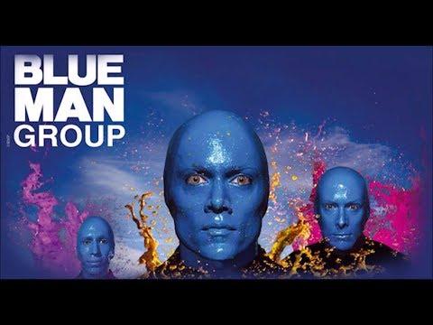 Blue Man Group_Exhibit 13_Rock Concert Movement #78_The Fake Ending