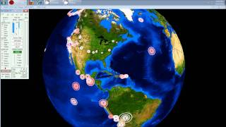 11/22/2011 -- Earthquake threat warning - HAVE A PLAN / BE PREPARED