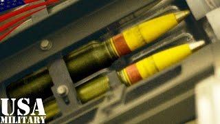 GAU-8アヴェンジャー 30mmガトリング砲弾装填 (A-10サンダーボルトII) - GAU-8 Avenger 30mm Cannon Loading (A-10 Thunderbolt II)