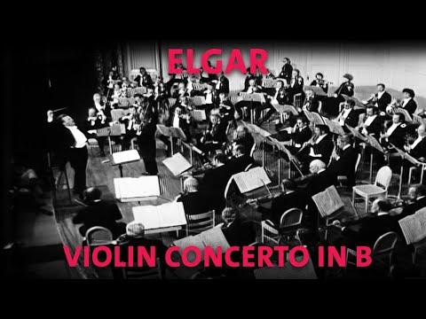 Elgar Violin Concerto in B