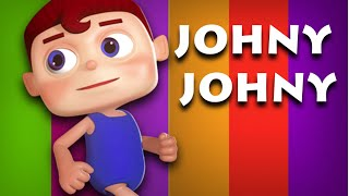 Johny Johny Yes Papa | Videogyan 3D Rhymes | Nursery Rhymes For Children