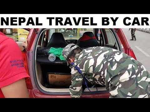 Travel To Nepal From India By Car|Best Travel Guide