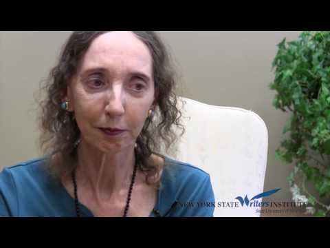 Joyce Carol Oates Talks About Learning To Craft A Story