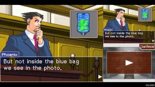 Apollo Justice: Ace Attorney #17 - Turnabout Succession ~ 7 Years Ago, Trial Latter