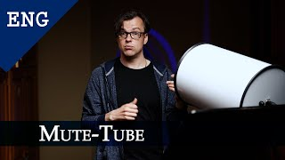 MUTE-TUBE - the BEST sound absorption for trumpet with a trick up its sleeve!!!