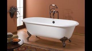 видео Чугунные ванны