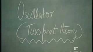 Lecture - 14 Oscillators