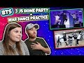 BTS BANGTAN BOMB WAR OF HORMONE'호르몬전쟁' dance Real WAR ver. & 613 HOME PARTY '삼줴이3J' Reaction
