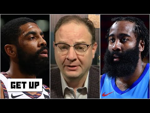 Woj reports: James Harden pushing for a trade & the latest on Kyrie Irving's absence | Get Up