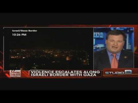 Rockets Land in Field Outside Jerusalem as War Looms Over Gaza