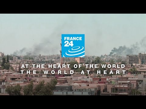 Watch FRANCE24 on YouTube!