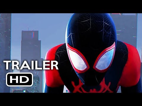 Download Youtube: Spider-Man: Into the Spider-Verse Official Trailer #1 (2018) Marvel Animated Superhero Movie HD