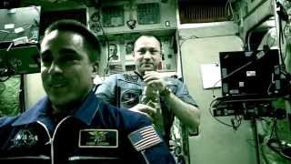 Inside the ISS - Onboard with Chris!