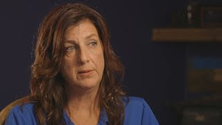 Janey Peterson talks about visiting Scott Peterson at San Quentin