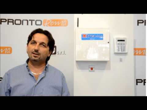 Installazione allarme collegamento sensori di movimen for Bentel security suite