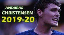 Andreas Christensen 2019/2020 - Chelsea - Defender Skills