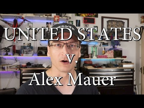 United States v. Alex Mauer