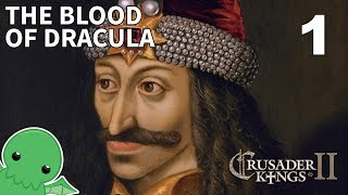 The Blood of Dracula - Part 1 - Crusader Kings II: Jade Dragon