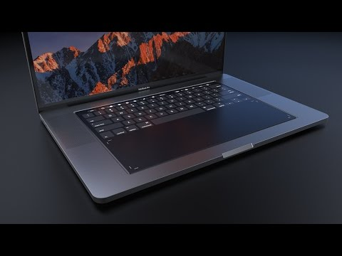 Apple Macbook Pro 2018 Edition | Concept