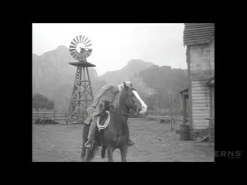 Tate western TV show full length BOUNTY HUNTER episode