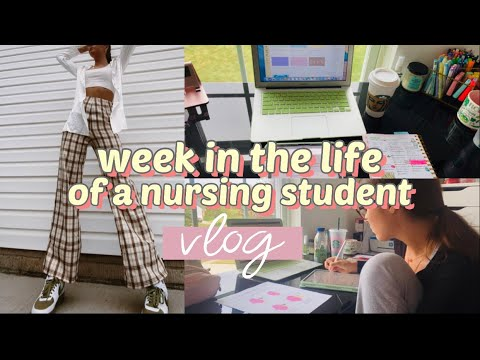 Download WEEK IN THE LIFE OF A NURSING STUDENT | vlog♡