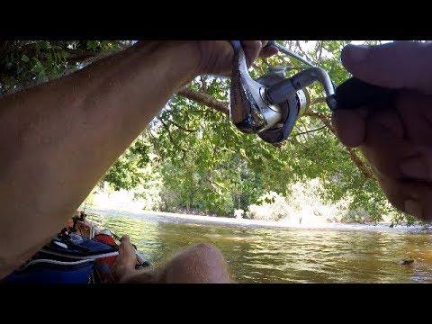 Kayak Fishing A Hidden Gem - Tinaroo Dam
