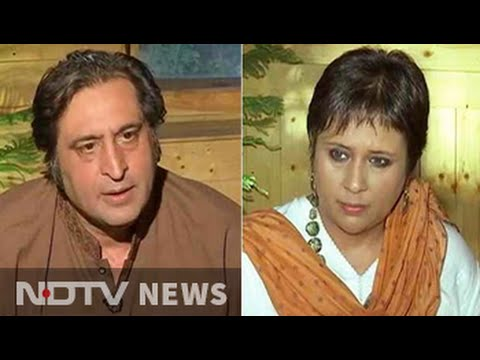 Omar, Congress responsible for creating Burhan Wani: Sajad Lone