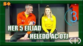 Her 5 Eiliad - Heledd ac OTJ | CIC | Stwnsh