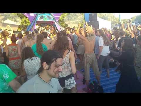 Carbon Based Lifeforms Photosynthesis Live @Samsara festival Europe 2016